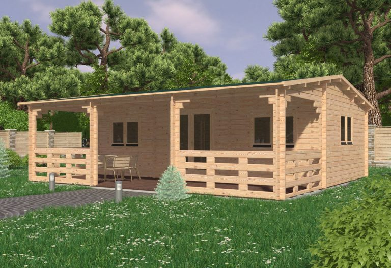 Alma Loghouse Cabins For Sale