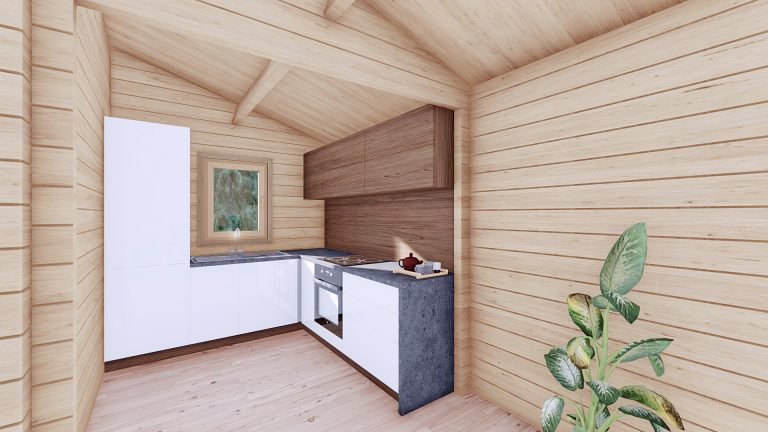 Ecohome Log Cabins Ireland
