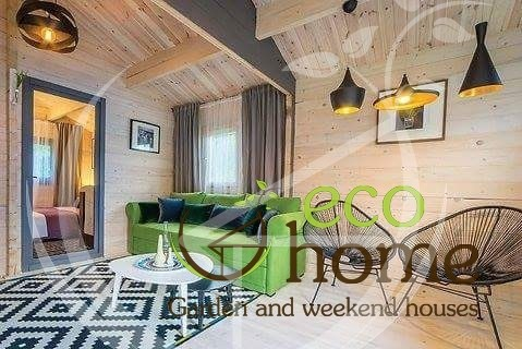 Eco home log cabins best in Ireland