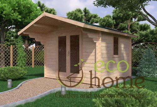 Garden Log Cabin Imperial 3x3
