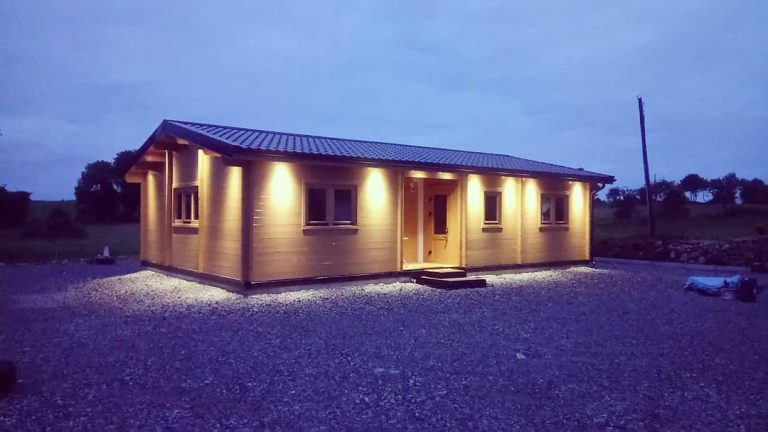 Ecohome Log Cabins Ireland For Sale