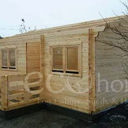 Building Log House In Ireland Received 1598118816934933