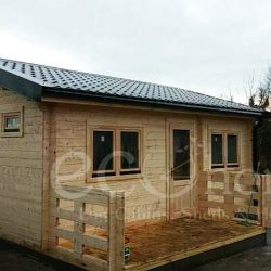 Building Log House In Ireland Received 1604019889678159