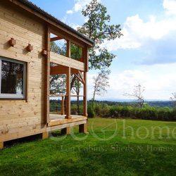 Log Cabins In Ireland Dsc01133