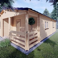 Residential Log Homes For Sale 03