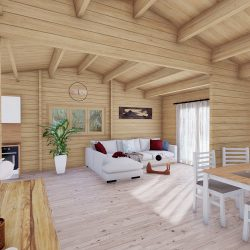 Luxury Log Cabins Ireland 10