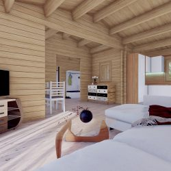 Luxury Log Cabins Ireland 12