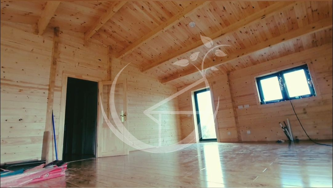Video Image For Log Cabin Windows Type