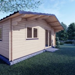 Residential Log Cabins For Sale Linus 6 01
