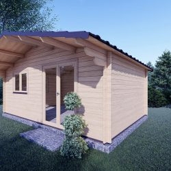 Residential Log Cabins For Sale Linus 6 02