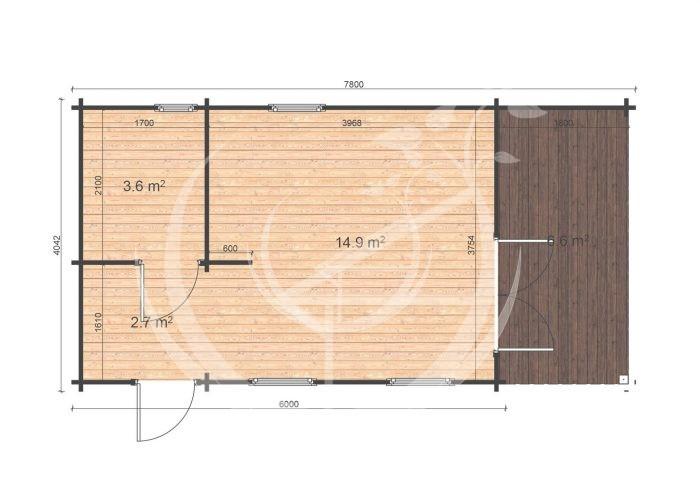 Garden rooms ireland log cabins for sale