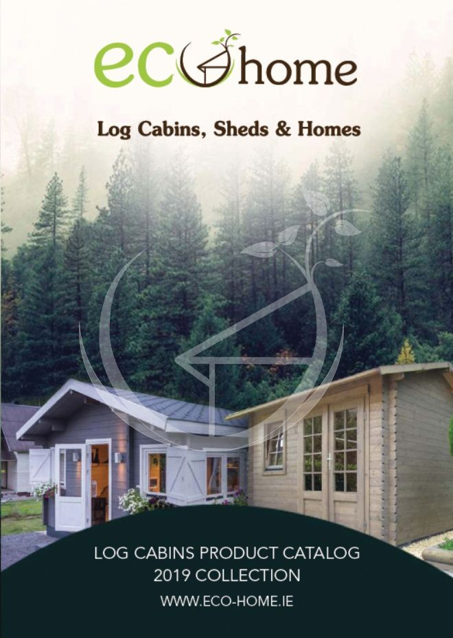 Log Houses Brochure