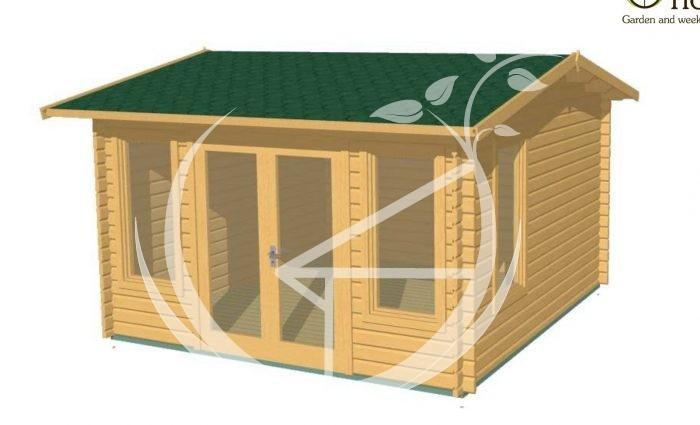 Kilkenny 4x4 Log Cabin