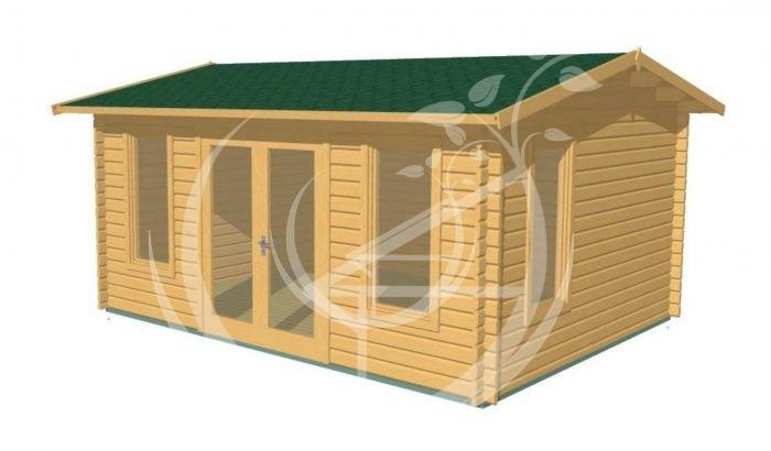 Kilkenny 5x4m Log Cabin
