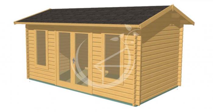 Kilkenny Log Cabin 2020