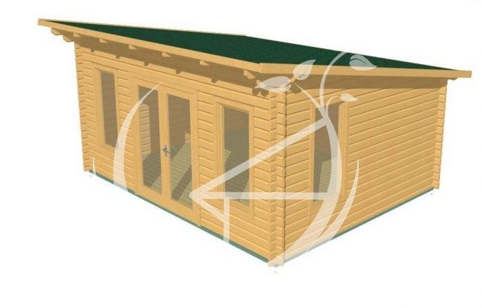 Portlaoise 5x4 Log Cabin