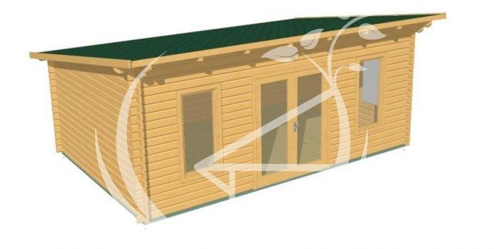 Portlaoise 6x4 Log Cabin