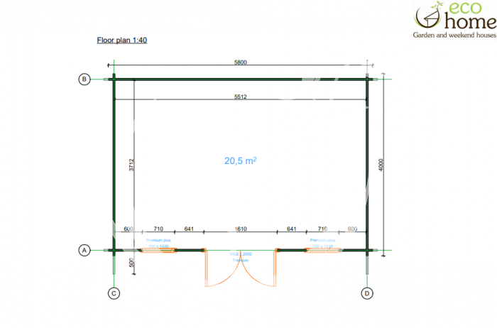 Portlaoise 6x4 2021 Plan