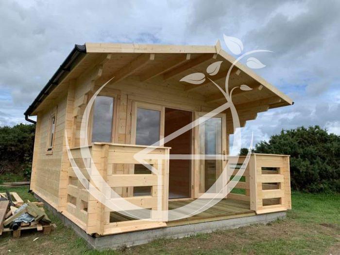 Milano Log Cabin Ecohome 1`1
