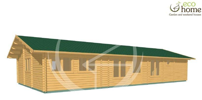 Building Log Cabins For Schools Foto 2