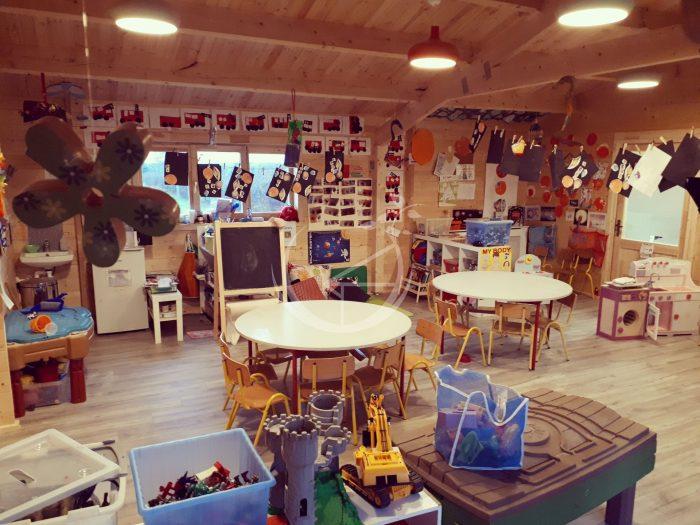 Building Log Cabins For Schools Foto 3