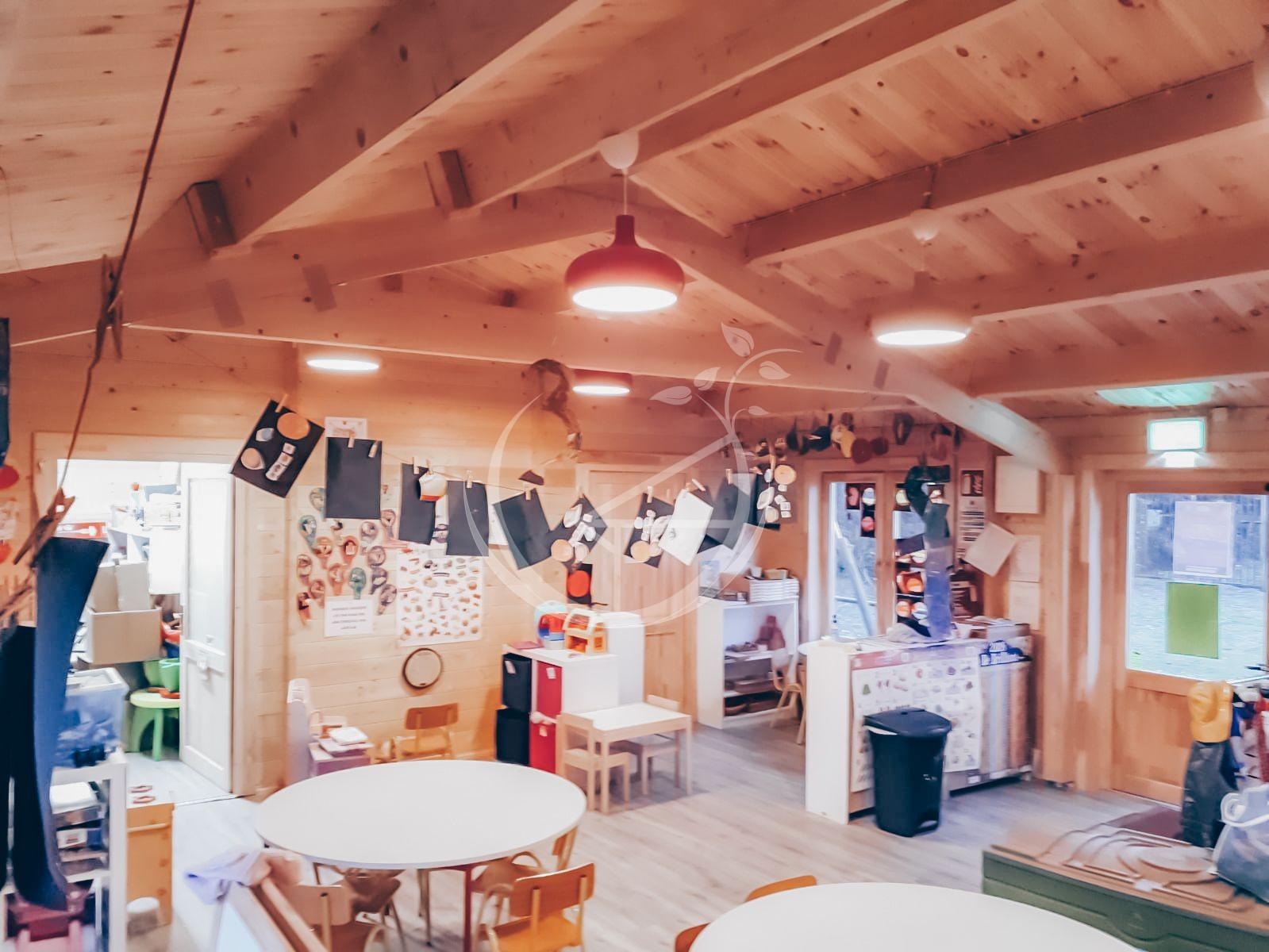Building Log Cabins For Schools Foto 6