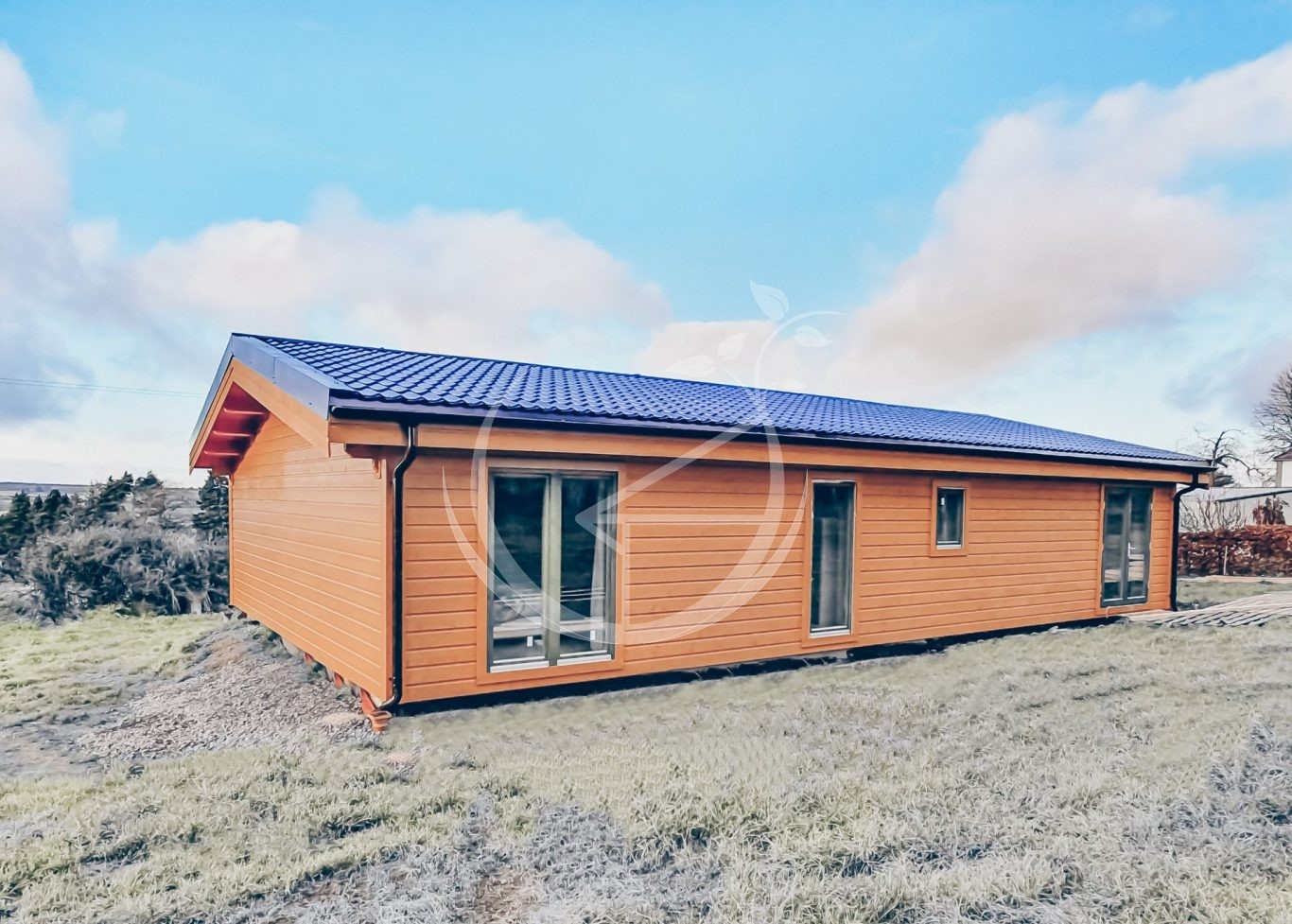 Why You Should Own A Log Cabin Foto 1
