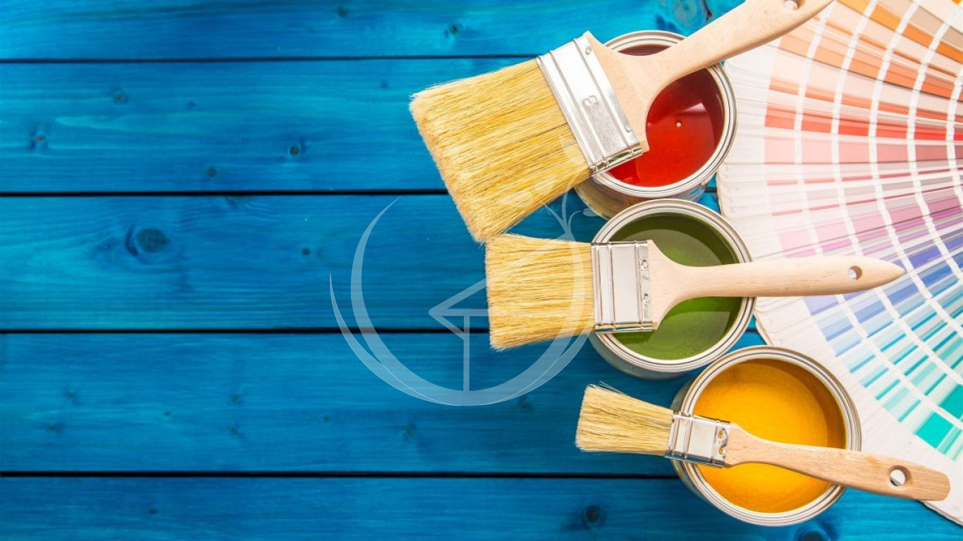 Why It Is Important To Paint Your Log Cabin Foto 1