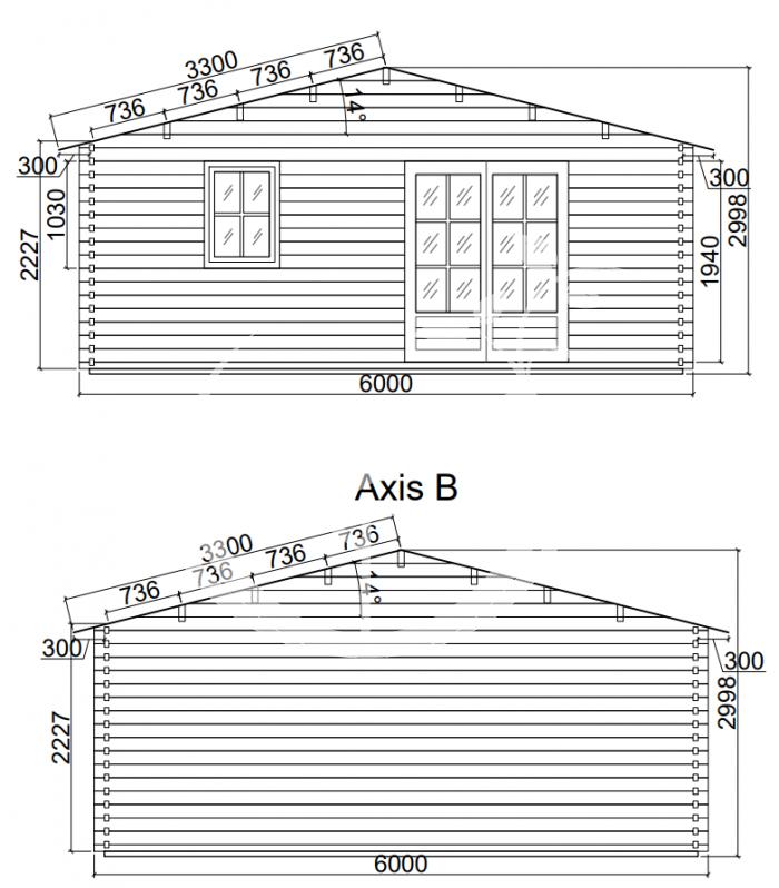 Nida 2 6x4 Front Back