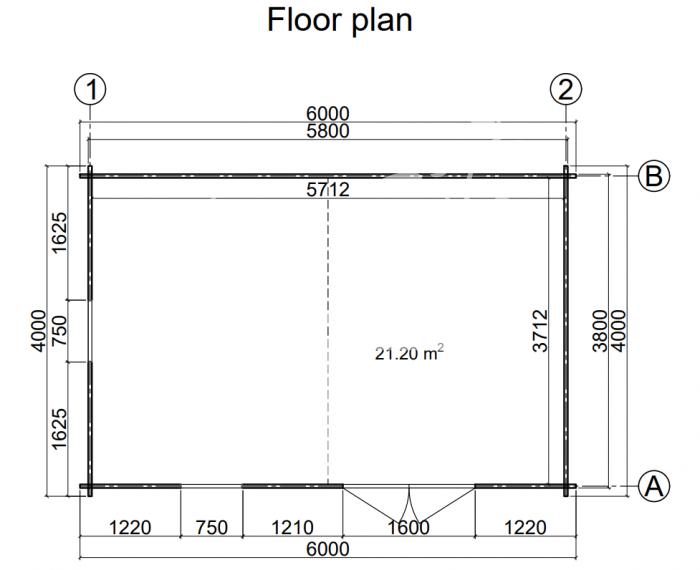 Nida 2 6x4 Plan